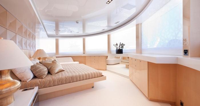 Motor yacht LA PELLEGRINA -  VIP Cabin