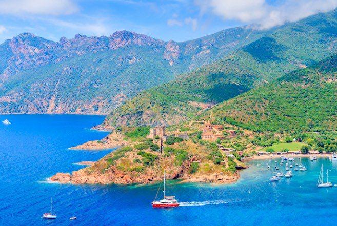 CatamaranCorsica