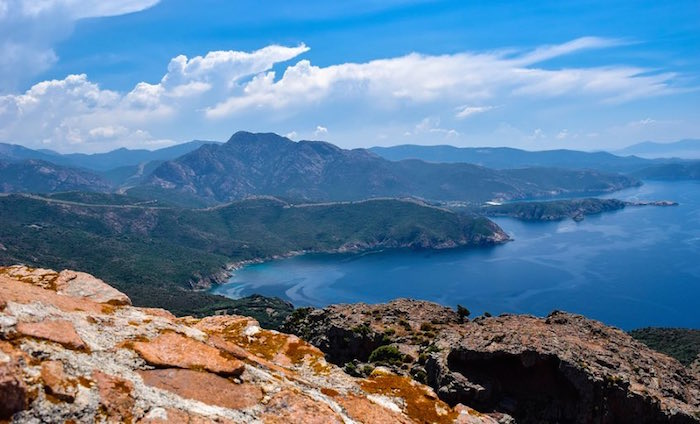 Corsica-coast