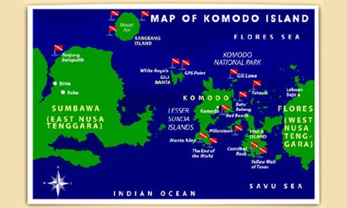 map komodo local