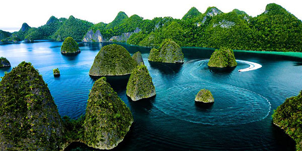 Photo credit from Indonesia.travel