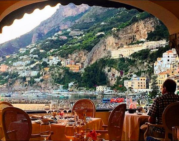 Our top 3 restaurants on the amalfi coast yacht charter for Amalfi coast cuisine