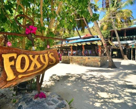 Foxy's Bar, BVI