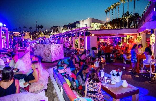 La Folie Douce, Cannes