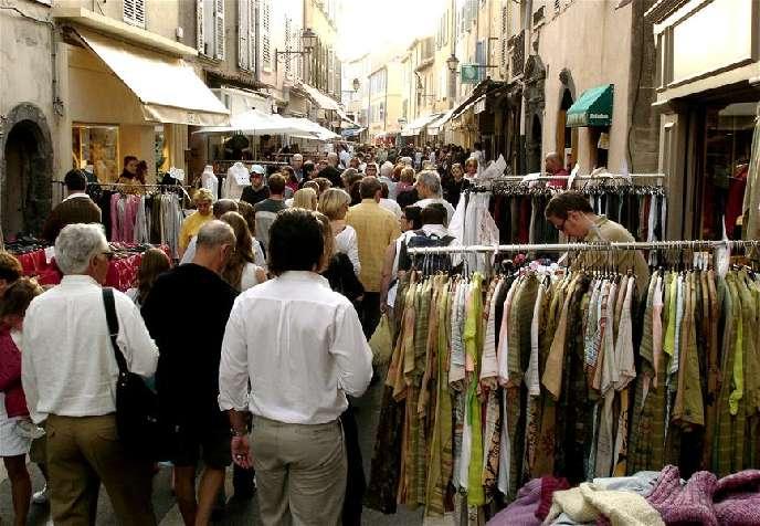 Grande Braderie de Saint Tropez