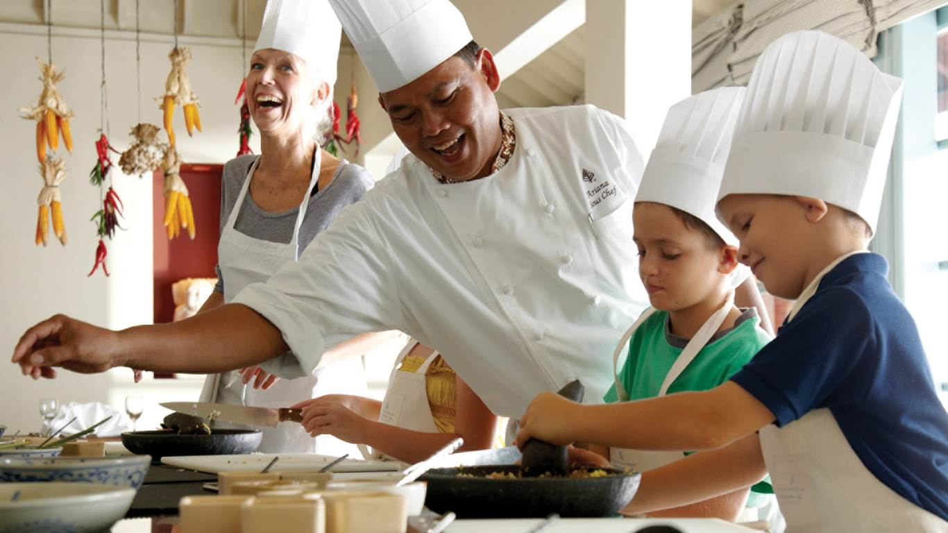 Bali Cooking School