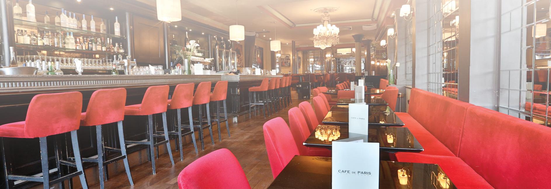 Cafe de Paris, Saint Tropez