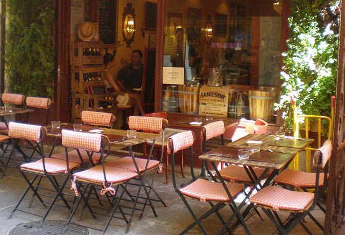 Le Bistrot d'Antoine, Nice