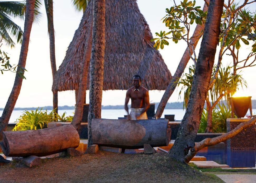 Fijian Dinner Drum