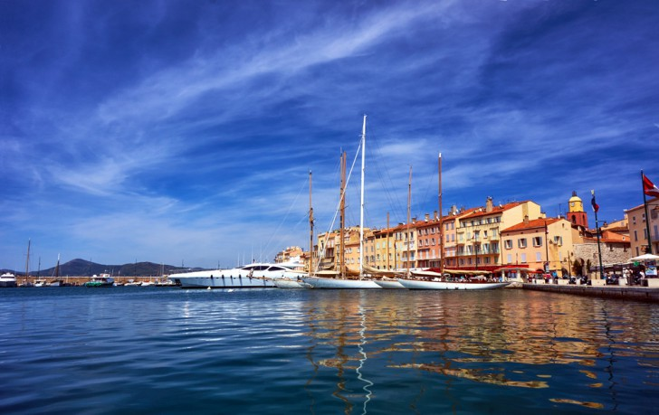St Tropez Luxury Yacht Charter Boatbookings