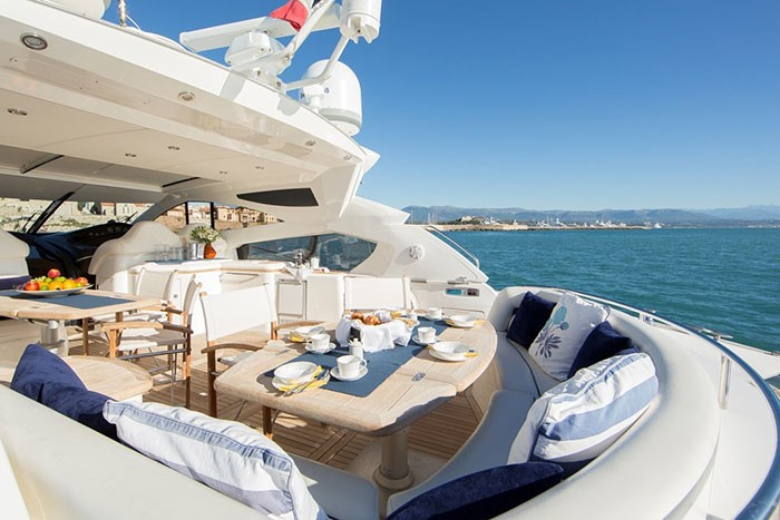 Cannes Luxury Day Charter