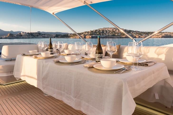 Ibiza Luxury Crewed Motor Yacht