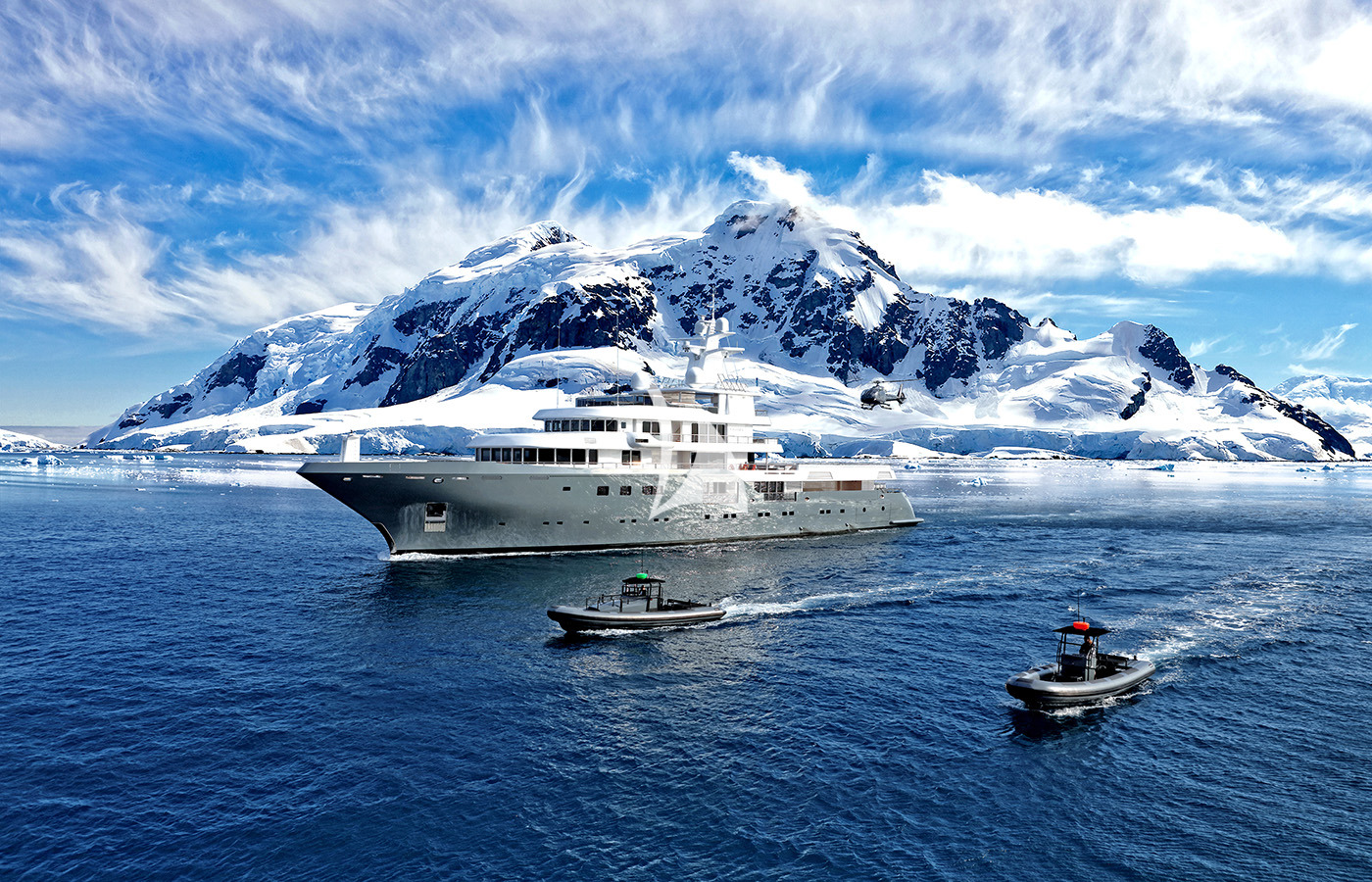 Superyacht Of The Week Planet Nine Yacht Charter News And Boating