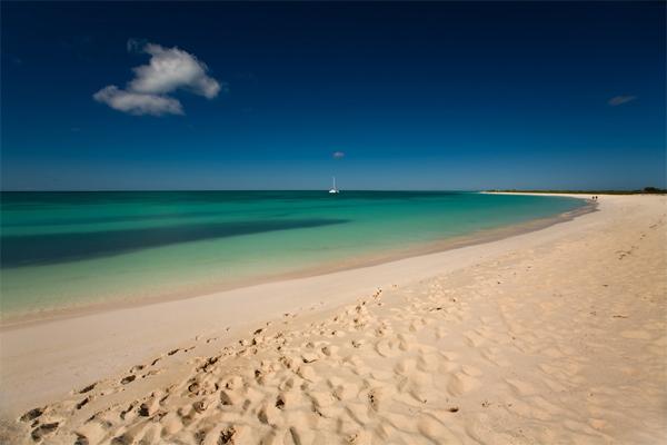Endless Beach at Anegada