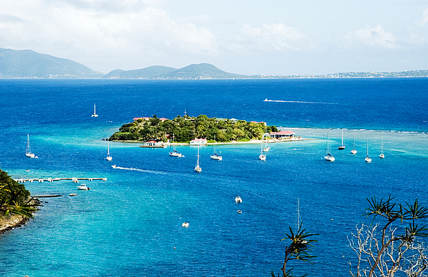 British Virgin Islands - BVI Yacht Charters