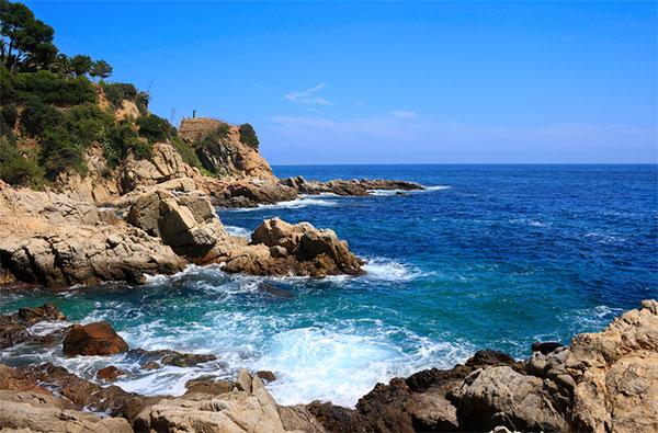 Costa Brava Yacht Charter - The Wild Coast of the Costa Brava