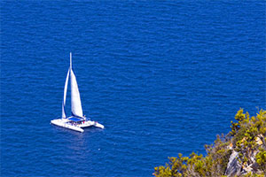 Charter a Sailing Yacht or Sailboat for a Sailing Vacation