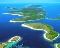 Islands in Croatia