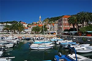 Island Hvar Croatia Yacht Charter Itinerary