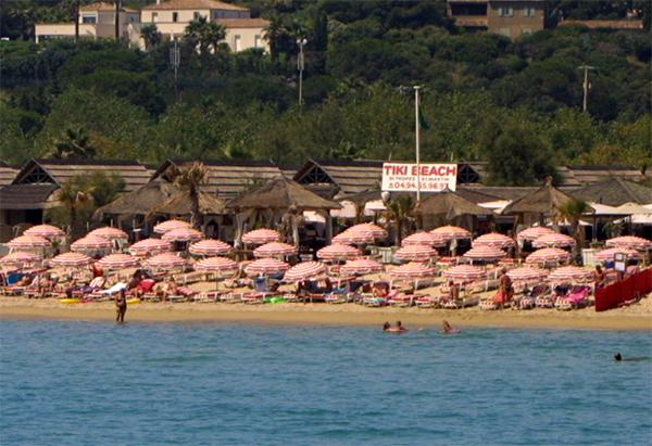 Tiki Beach Club, St Tropez