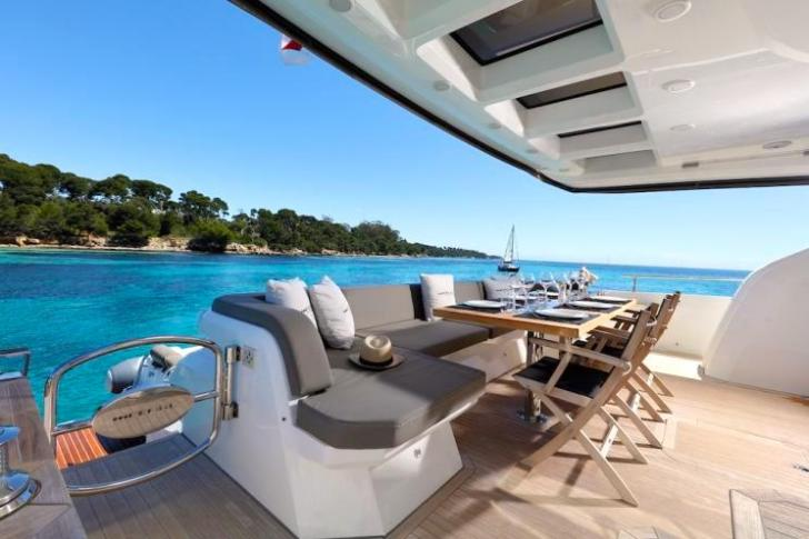 The incomparable luxury of a crewed motor yacht