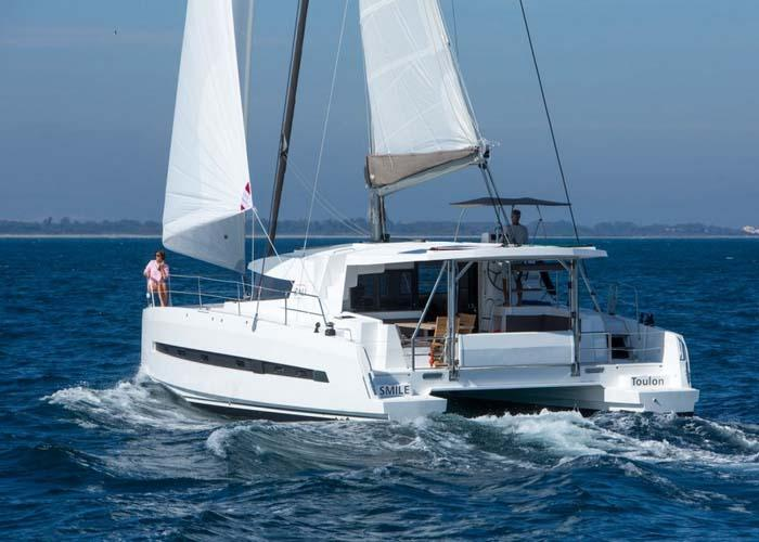 Charter Yacht Bali 4.5 with Watermaker - 6 Cabins -  Tahiti, Bora Bora and the South Pacific