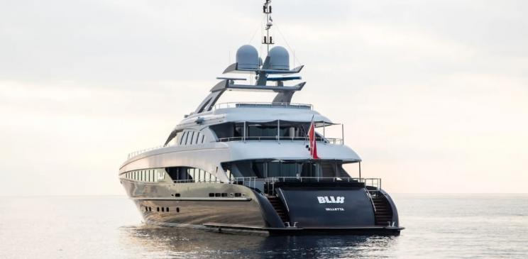 Charter Yacht BLISS - Heesen 44m - 5 Cabins - Athens - Mykonos - Zakynthos