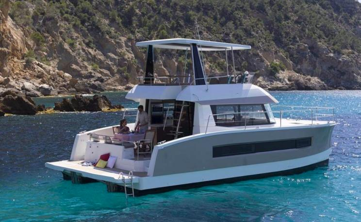 Charter Yacht Fountaine Pajot MY 37 Quatuor - 4 Cabins - New Caledonia - South Pacifc