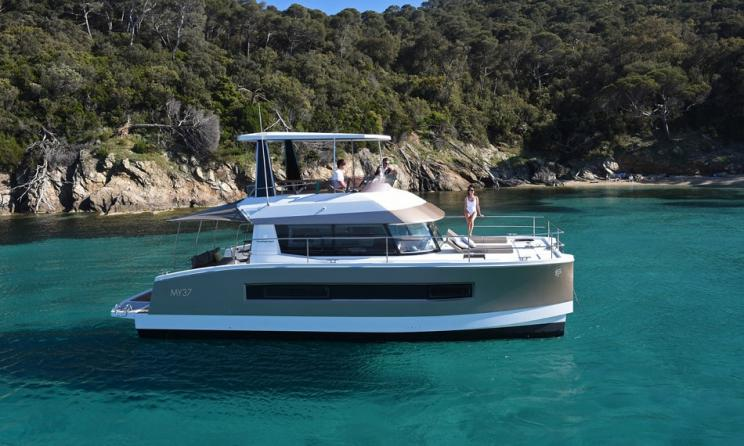 Charter Yacht Fountaine Pajot Motor Yacht 37 - 3 Cabins - 2020 - Ajaccio - Corsica - France