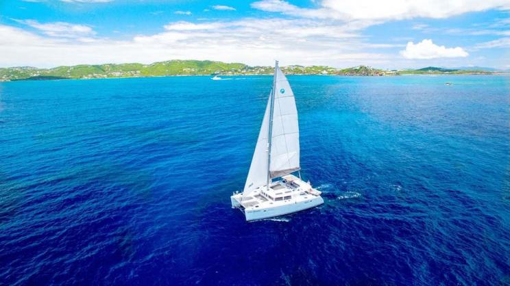 Charter Yacht GREAT ADVENTURE - Lagoon 450 - 3 Cabins - Caribbean - US Virgin Islands - Windward Islands - Leewards Islands - BVI
