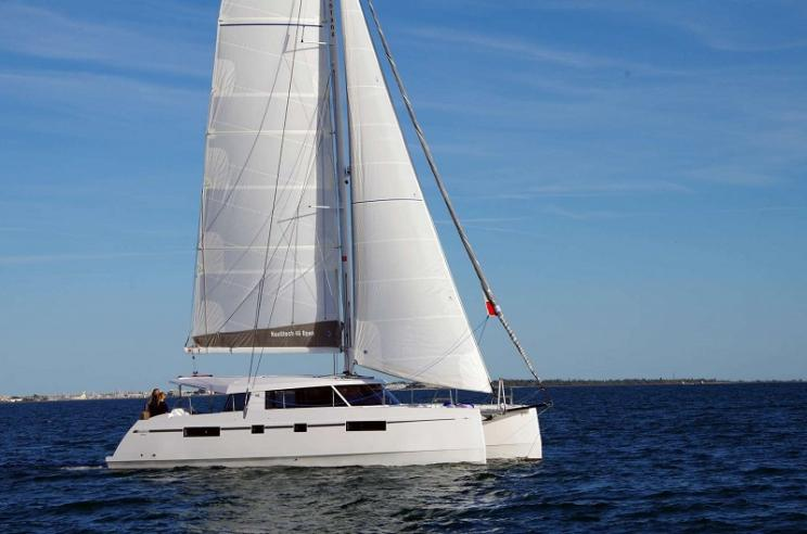 Charter Yacht ILLUSION - Nautitech 46 - 4 Cabins - Martinique - Grenadines - Union Island - St Lucia