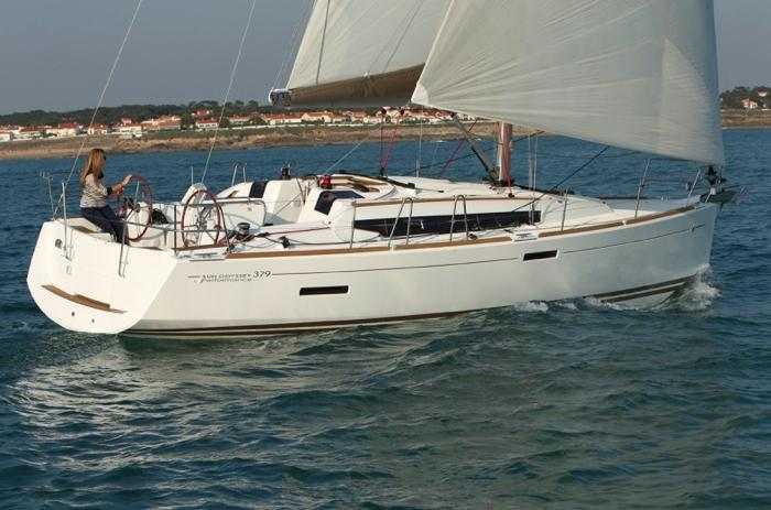 Charter Yacht Jeanneau Sun Odyssey 379 - 3 Cabins - Phuket, Thailand and Langkawi,Malaysia