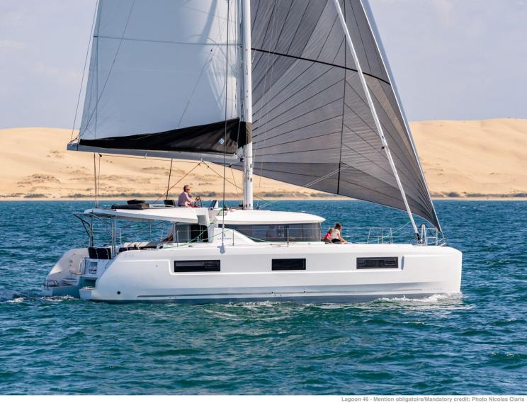 Charter Yacht Lagoon 46 - 4 cabins - 2020 - Athens - Lavrio - Lefkas