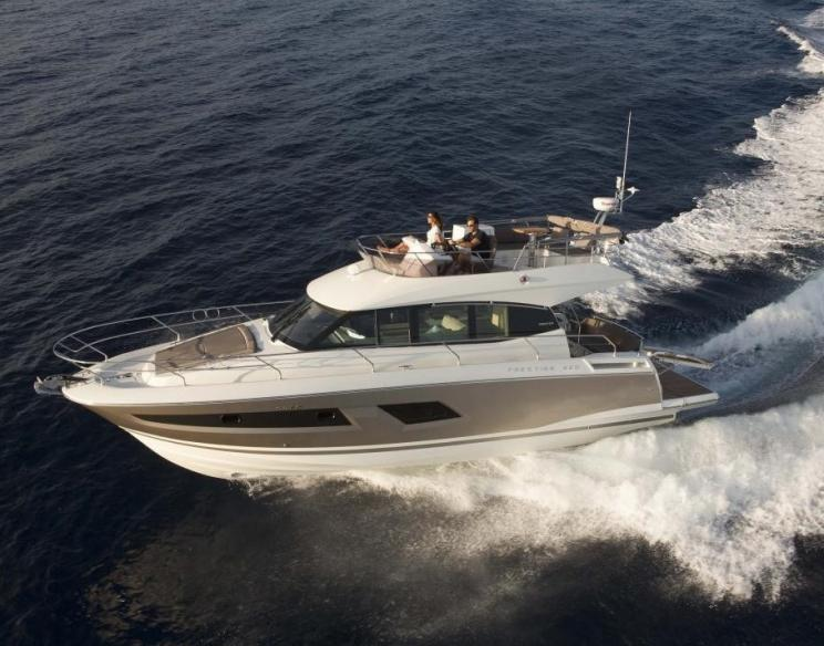 Charter Yacht Prestige 42 Fly - Day Charter Yacht - Cannes - Antibes - Monaco - St Tropez