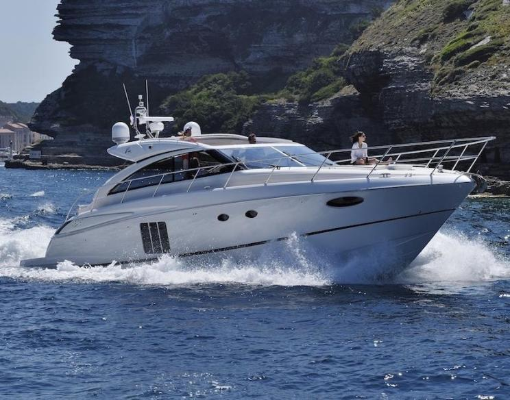 Charter Yacht Princess V56 - Cannes Day Charter Yacht - Juan Les Pins - Cannes - Antibes