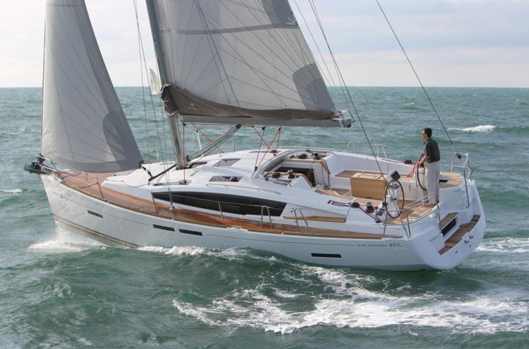 Charter Yacht Jeanneau Sun Odyssey 41DS - 2 Cabins - 2016 - Annapolis - Chesapeake Bay