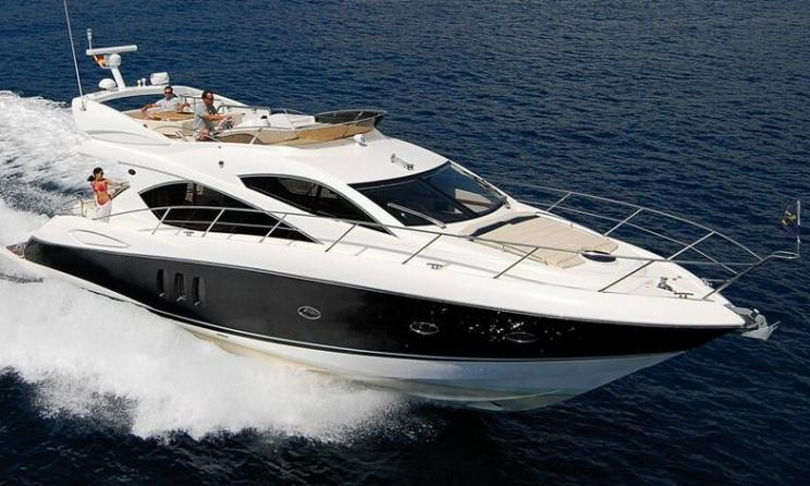 Charter Yacht Sunseeker Manhattan 60 - Day Charter up to 12 people - 3 cabins - Croatia - Split