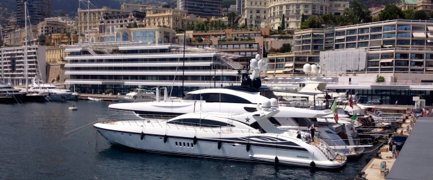 Yacht Charter for the Grand Prix of Monaco