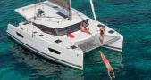 Fountaine Pajot Lucia 40 From Above