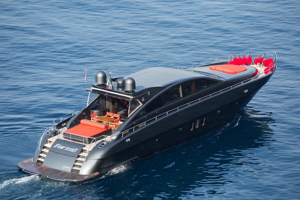 Charter Yacht FORZA 8 - Jaguar 25m - 4 Cabins - Monaco - Cannes - Antibes - St Tropez - Nice
