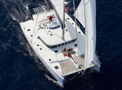 Charter Yacht Lagoon 500 - Guest Capacity 32 - Singapore