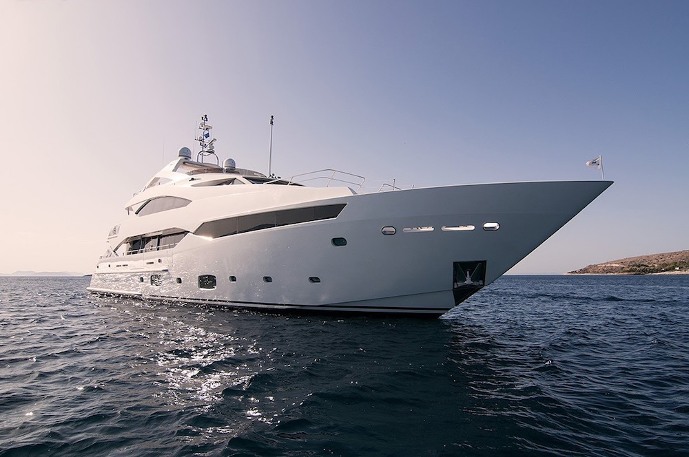 PATHOS - Sunseeker 40m