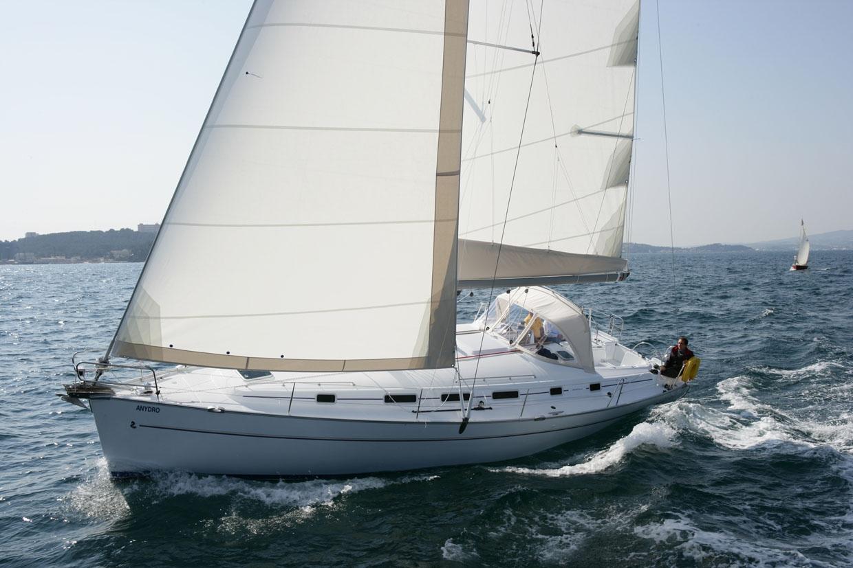 Bareboat Sailing Yacht Beneteau Cyclades 43 - 3 Cabins - Tortola, BVI