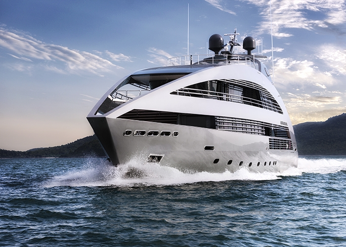 Charter Yacht OCEAN EMERALD 41m | Day Charter | 50 Guests | 5 Cabins | Thailand | Myanmar | Malaysia