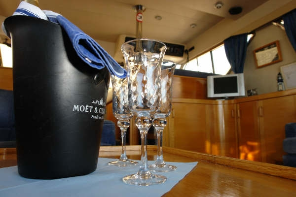 Motor Yacht Princess 55 - 2 Cabins - Golfe Juan - Cannes - Antibes