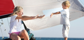 Types of Yacht Charters