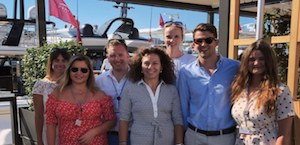 The Boatbookings Yacht Charter team