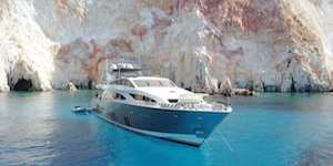 Crewed Motor Yacht Luxury Charter