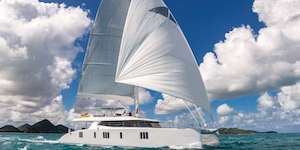 Charter a Crewed Catamaran